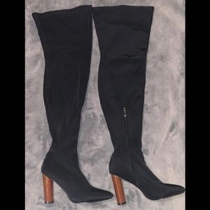 Ego Official Over The Knee Boots-Size 9
